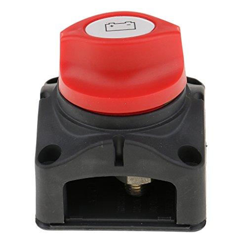 B Baosity 300A Batterie Maitre Rotatif Coupé Sectionneur Isolator Switch Pièce Auto Bateau