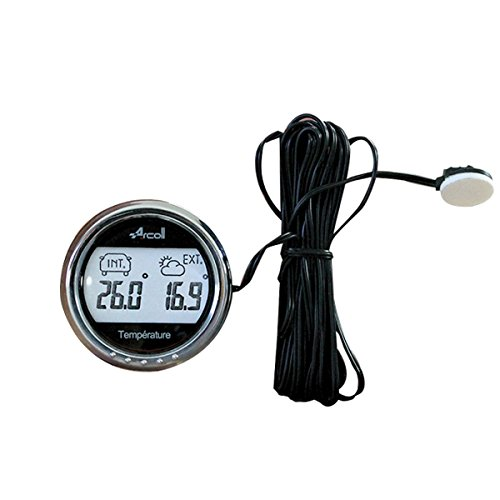 arcoll 12154 Digitales Thermometer