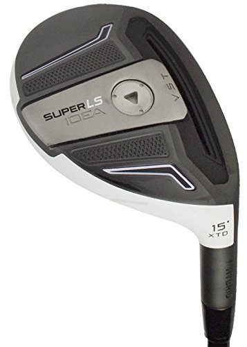Adams Golf Super LS Hybrid Golf Club (Left Hand, Graphite, Regular, 19-Degree) -  658628167560