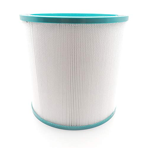 Walmeck Tower Purifier Filter actieve kool-luchtreiniger HEPA-filter voor Dyson Pure Cool TP00 TP02 TP03