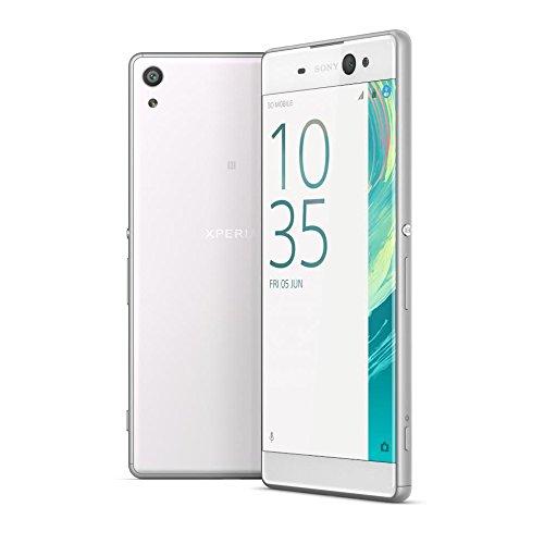 Sony Xperia XA Ultra F3215 ホワイト (SIMフリー/16GB) [並行輸入品]