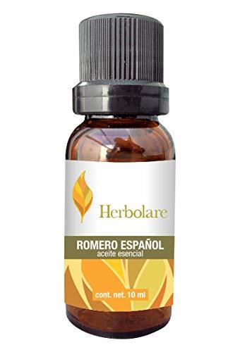 Herbolare - Aceite de Romero español 10 ml. 100% puro.