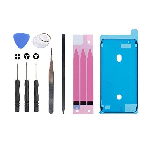 Schroevendraaier 9 in 1 accu-reparatie gereedschapsset voor iPhone 7 Plus openingsreparatie gereedschap voor smartphone