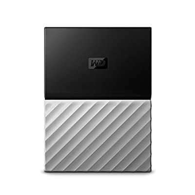 My Passport  Portable External Hard Drive - USB 3.0 from WD