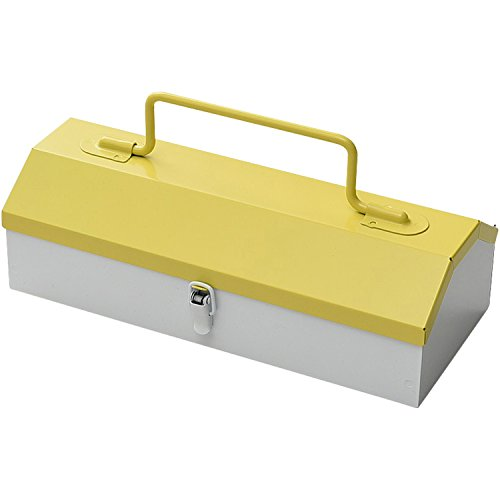 山善 工具箱 ツールボックス スチール チャーミーボックス charmy box イエロー CB-TTC-YW