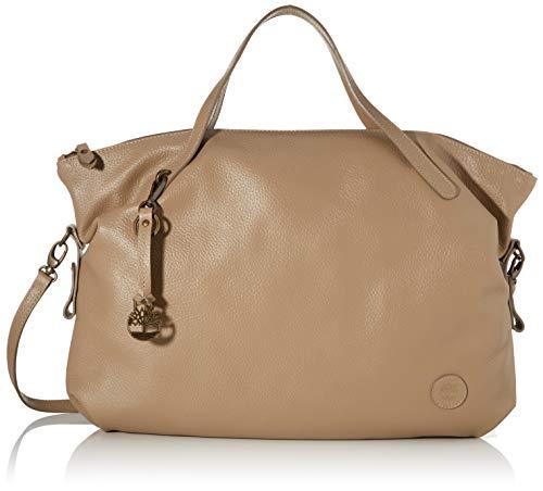 Timberland Unisex-Erwachsene Newburyport Shaped Bag Turnbeutel, Taupe, 42 cm