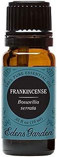 Edens Garden Frankincense Serrata Essential Oil, 100% Pure Therapeutic Grade (Congestion & Headaches) 10 ml