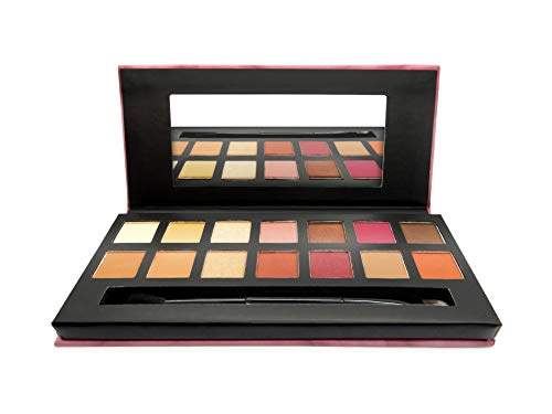 W7 | Eyeshadow Palette | Delicious Eyeshadow Palette | 14 Shades