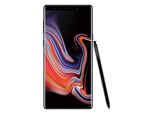 Samsung Galaxy Note 9 N960U 128GB T-Mobile GSM Unlocked (Midnight Black) (Renewed)