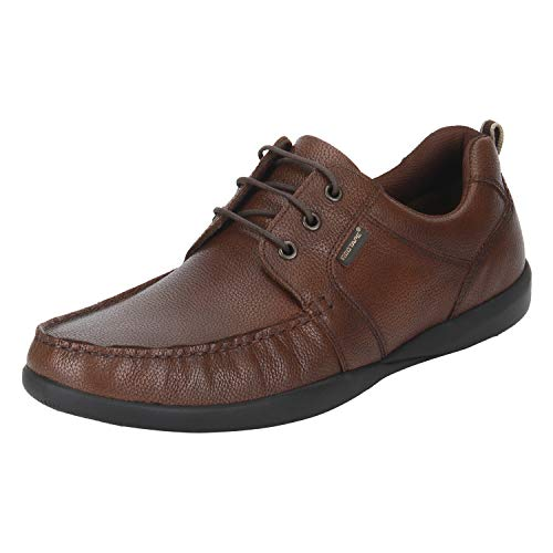 Red Tape Men's Shoes TAN Leather Footwear-7-UK (RTE1433)