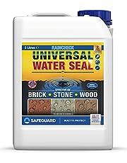 Safeguard Waterzegel Universele Waterafdichting, Helder