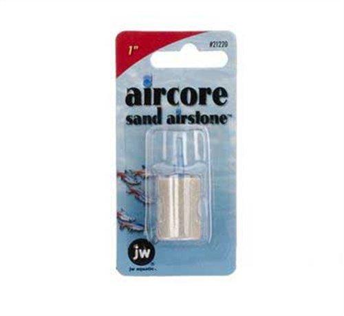 JW Pet Company 1-Inch Aircore Sand Airstone Aquarium Accessory