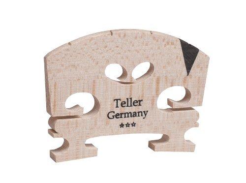 Aubert 9142-12 Teller Germany V-Brücke für Geige