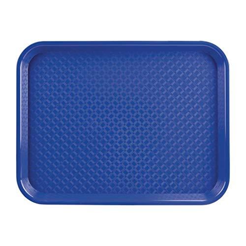 Kristallon Foodservice Tray Blue - 305x415mm