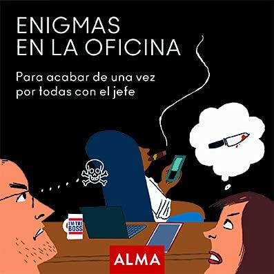 Enigmas en la oficina (Cuadrados criminales)