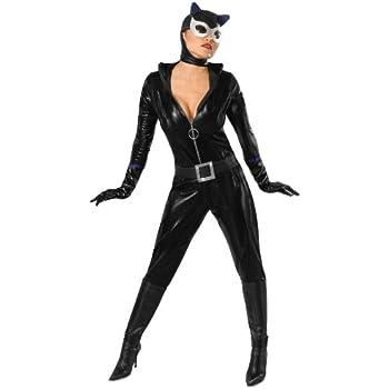 Disfraz de Catwoman Adulto: Amazon.es: Juguetes y juegos