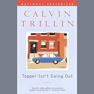 Tepper Isn't Going Out audiobook cover art