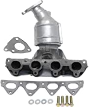 Catalytic Converter Compatible with 1996-2000 Honda Civic with Exhaust Manifold