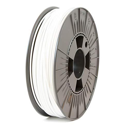 ICE Filaments ICEFIL3PLA136 PLA filamento, 2.85mm, 0.75 kg, Wintershine White