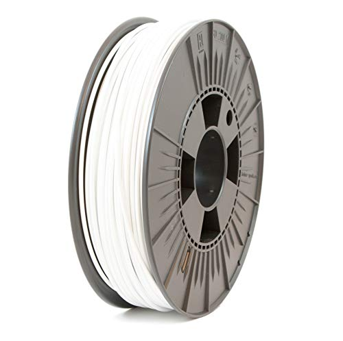 ICE Filaments ICEFIL3PLA136 PLA filamento, 2.85mm, 0.75 kg, Wintershine White