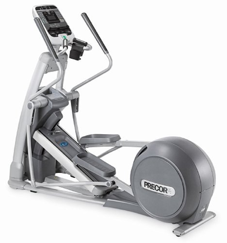 Discover Bargain Precor EFX 576i Premium Commercial Series Elliptical Fitness Crosstrainer (2009 Mod...