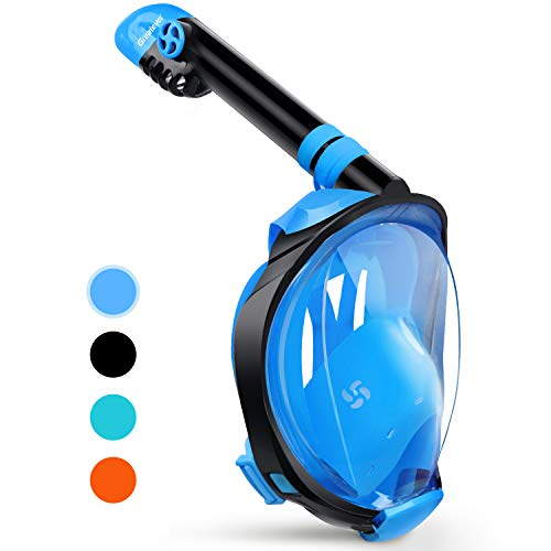 Greatever G2 Full Face Snorkel Mask