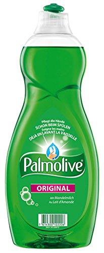 Palmolive Original mit Mandelmilch, Spülmittel - 750ml - 4x