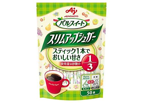味の素 スリムアップシュガー スティック 50本入×4個
