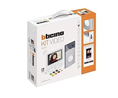 Bticino 364614 Kit Video Classe 100 X16E Monofamiglia, L3000