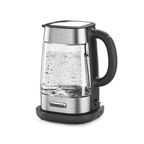 Kenwood ZJG801CL Wasserkocher, 1,7 l, 2200 W, Grau
