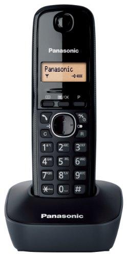 Panasonic KX-TG1611SPH - Teléfono Fijo