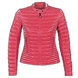 GUESS Vona Jacket Coats Women Pink - L - Duffel Coats Outerwear