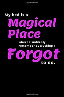 Best my bed is a magical place Reviews
