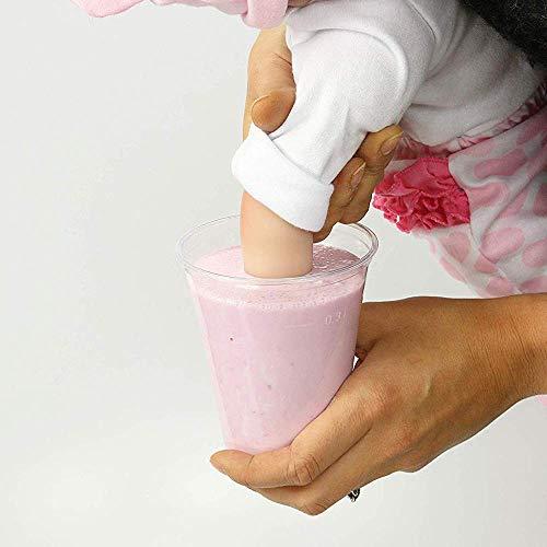 Lucky Hands® Kit de Moulage 3D | empreintes de mains et pieds bébé (0-6 mois |...