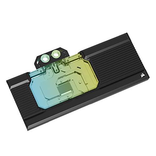 CORSAIR Hydro X Series XG7 RGB RX-Series (6900 XT, 6800 XT), Bloque de refrigeración líquida para GPU