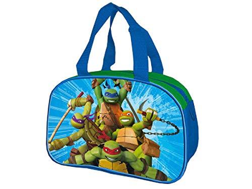 Astro, AST0733, Portameriendas Tortugas Ninja, neceser Tortugas Ninja15x23x7,5 cm