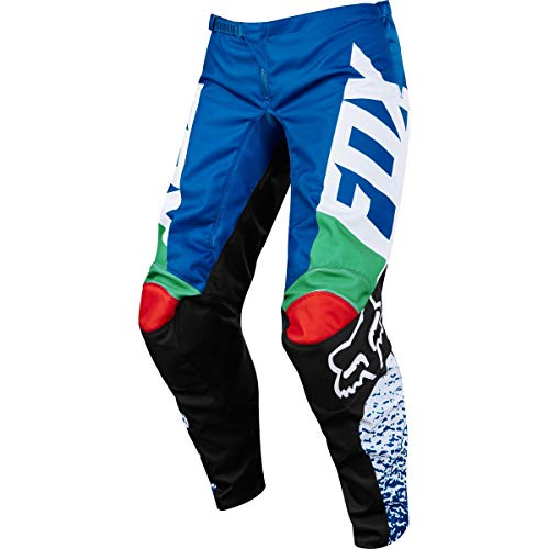 FOX 180 Pantalon de Motocross Women's 12 Bleu/Noir