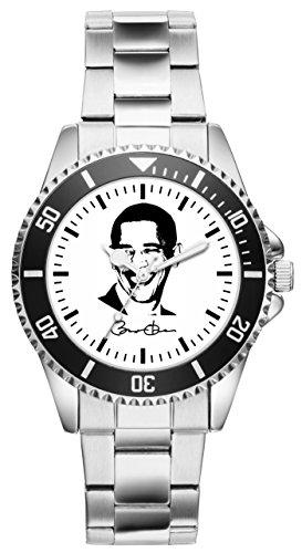 Barack Obama Geschenk Artikel Idee Fan Uhr 1924
