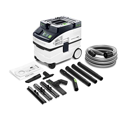 Festool 575988 Aspirateur CT 15 E-Set CLEANTEC