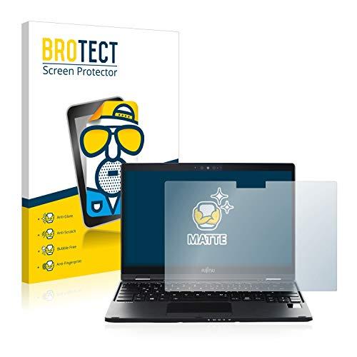 BROTECT Entspiegelungs-Schutzfolie kompatibel mit Fujitsu Lifebook U939X Bildschirmschutz-Folie Matt, Anti-Reflex, Anti-Fingerprint