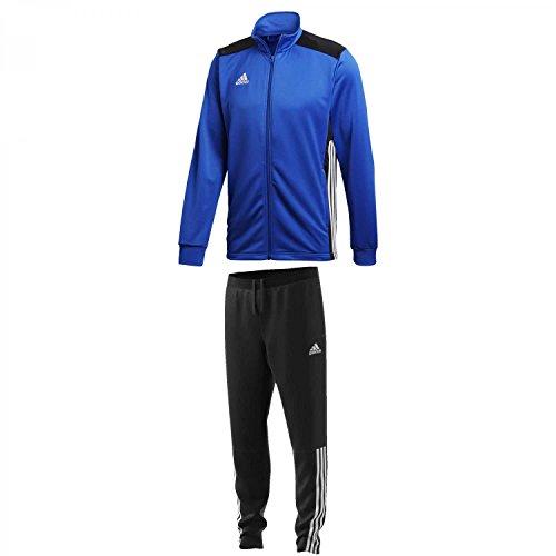 adidas Herren Trainingsanzug Sereno 11 Overall, black/white, 5, 611339