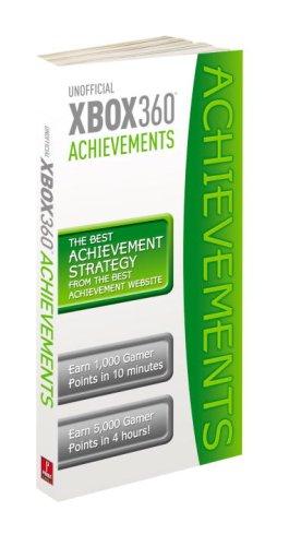 Xbox360 Achievement Guide: Prima Official Game Guide