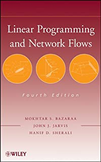 Linear Programming and Network Flows (English Edition)
