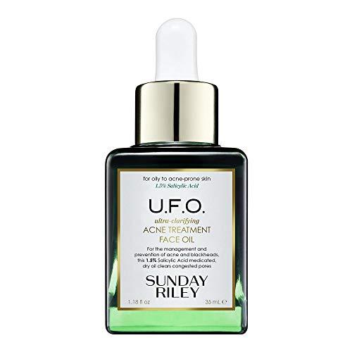 Sunday Riley U.F.O. Ultra-Clarifying Face Oil, 1.18 Fl Oz