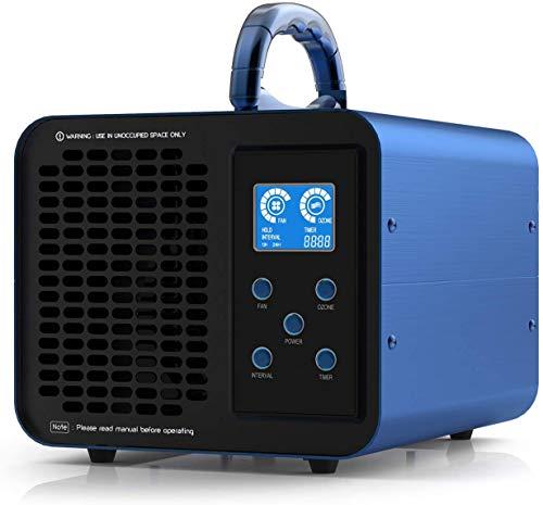 Euridice Generador Digital de ozono