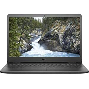Dell Inspiron 15.6″ Full HD Laptop, Intel Core i5-1135G7, 12GB Memory, 256GB SSD, Windows 10 Home, Black