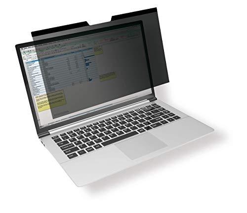 Durable Blickschutzfilter für MacBook Pro® 16, magnetische Befestigung, inkl. Tasche und Reinigungstuch, anthrazit, 515757