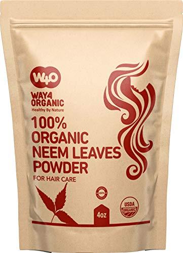 Neem Powder Organic 4 Oz(1 Pack), U…