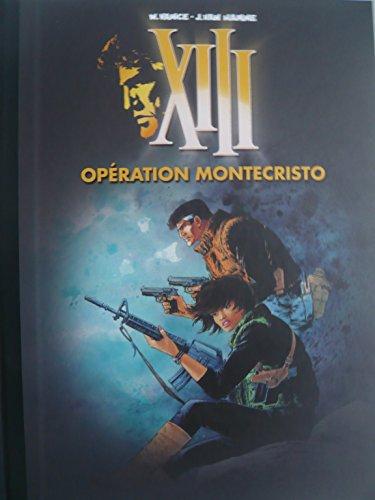 XIII, Tome 15 : Opération Montecristo