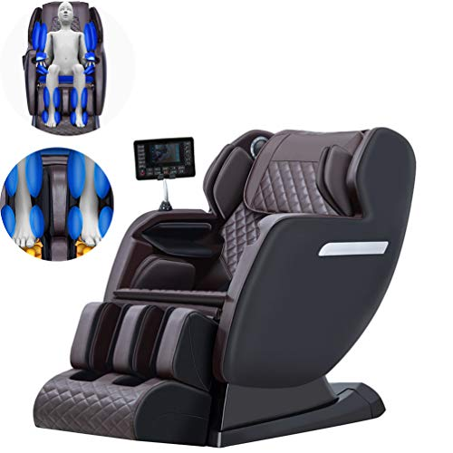 NXW 4D Massage Full Body Massage Recliner Zero Gravity Best Massage Chair Air Compressor Leg Massager